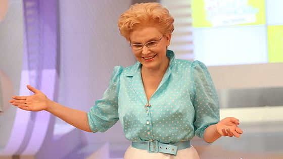 Телеведущая Елена Малышева станет бабушкой через полгода