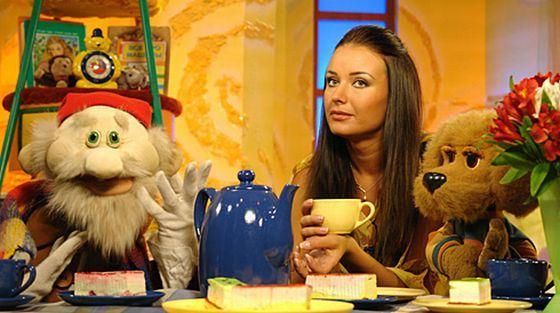 Сегодня Маликов, Михалкова и Федорова представят нового героя программы «Спокойной ночи, Малыши!»