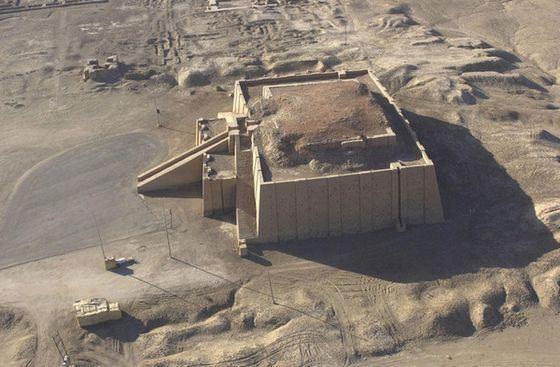 На этом месте в Месопотамии был найден уникальный клад