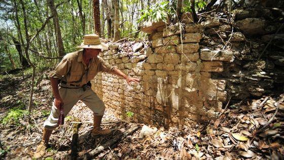В Мексике находят древнейшие индейские клады