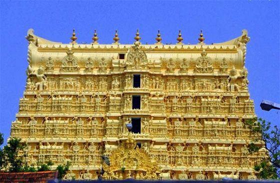 В храме Шри-Падманабхасвами был найден огромный клад