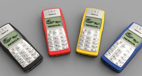 Nokia 1100 �������� ����� ����������, ��� iPhone 5s