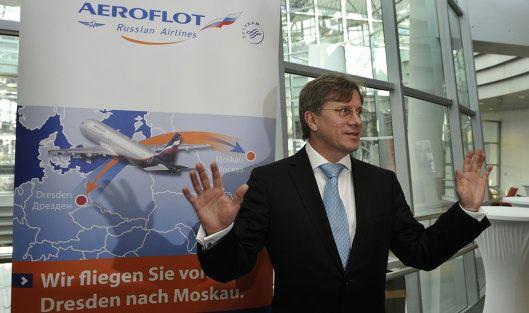«Аэрофлот» нанял первого пилота-иностранца на должность командира воздушного судна