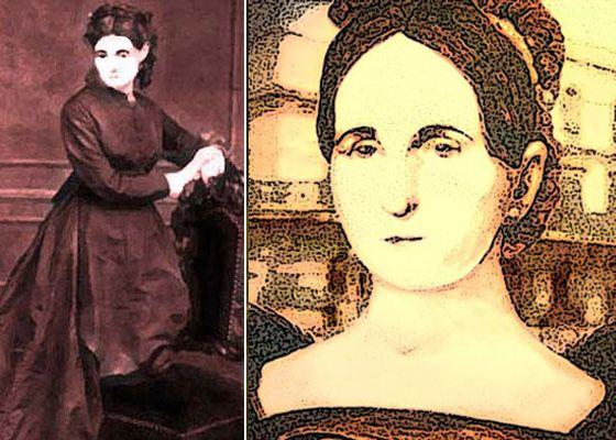 Мари Дельфина ЛаЛори - страшная женщина
