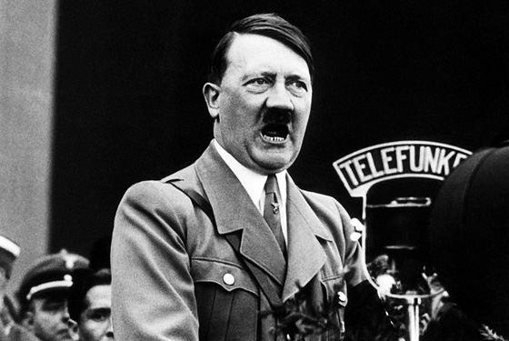 Самый опасный человек в Европе в 20 веке - Адольф Гитлер