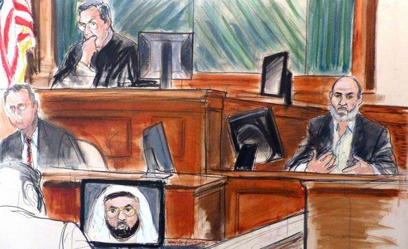 Суд США приговорил зятя самого известного террориста к пожизненному заключению