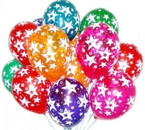 Праздничные шары - лучший сюрприз