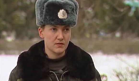 Украинской летчице Савченко назначена психиатрическая экспертиза