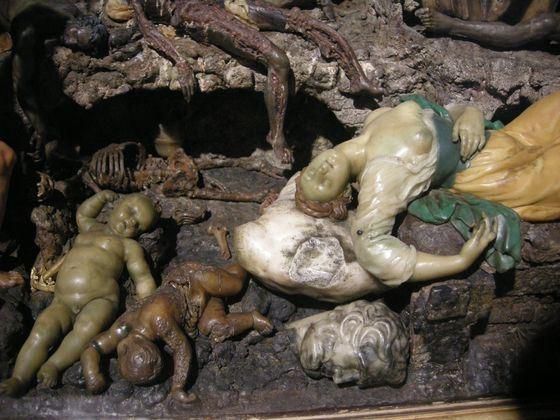 Чума в древности распространялась как пандемия