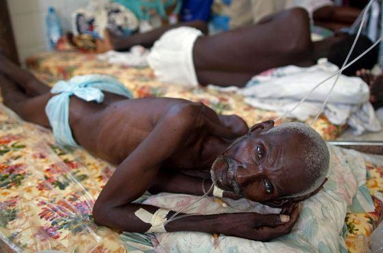 Эпидемии холеры считаются одними из самых страшных