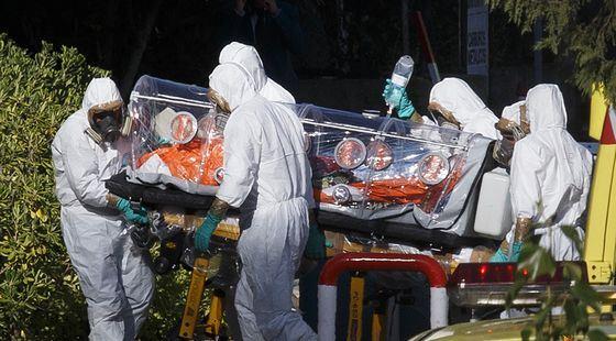 Эпидемия Эболы считается самой опасной на сегодняшний день