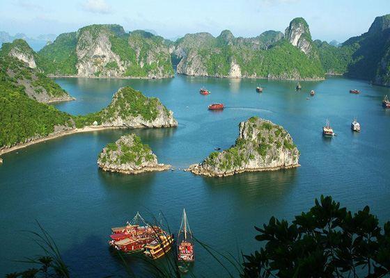 Одна из самых захватывающих бухт - Бухта Островов
