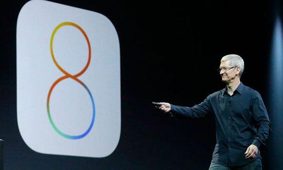 Apple «откатило» последнее обновление iOS из-за «багов»