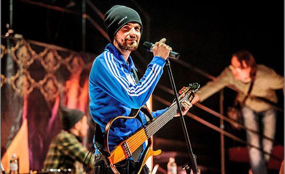 ФСКН прервала концерт Noize MC в Самаре