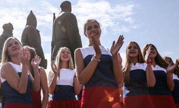 ВЦИОМ: 15 процентов россиян отрицательно оценивают события в стране