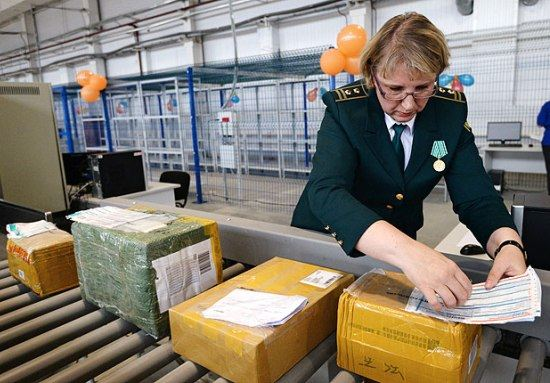 Почтой РФ переслано 1 миллион посылок с товарами, заказанными онлайн из КНР