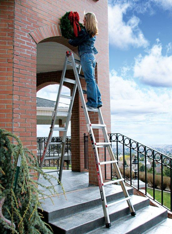 Лестницы находят самое широкое применение