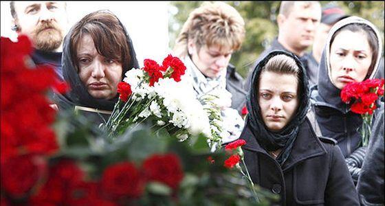 В России предпочитают традиционные похоронные традиции