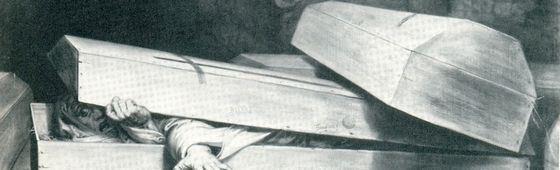 Анну Бочински из Румынии похоронили дважды