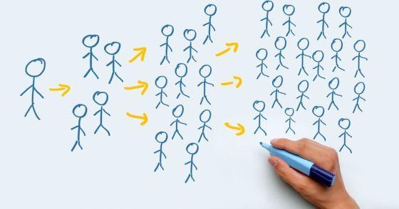 Бизнес на базе соцсети имеет массу преимуществ