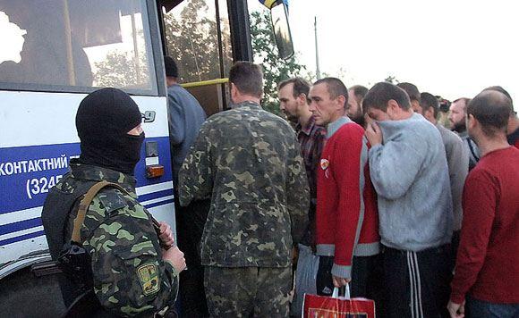 ДНР и Киев провели обмен по схеме «30 на 60»