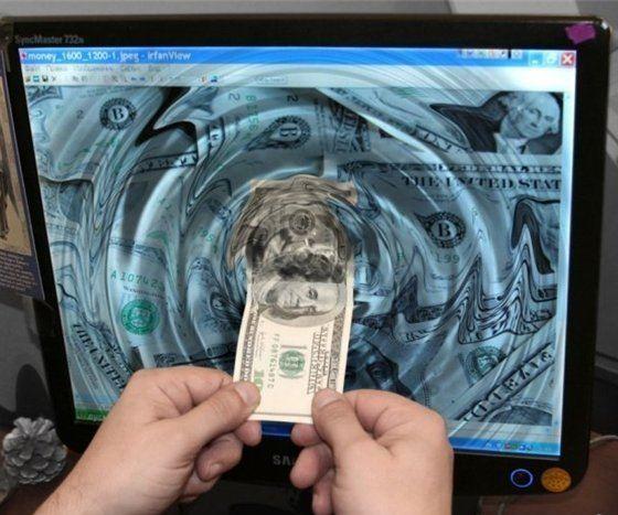 В интернет-сети можно зарабатывать реальные деньги