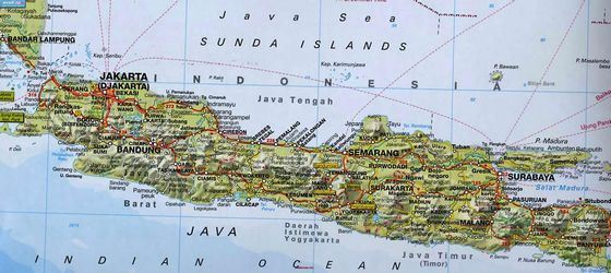 The treasure from the island of Java became one of the biggest