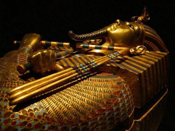 The treasure of Tutankhamen is recognized as a great treasure