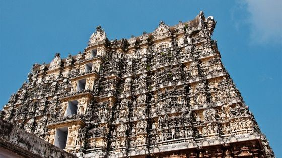 In the temple of Sri Padmanabhaswami, the largest treasure found in the world was discovered