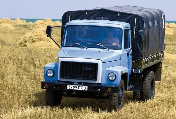 ГАЗ-3307 с производства не снимут