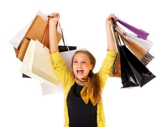 Желанные покупки всегда в радость