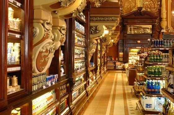 Елисеевский магазин стал достопримечательностью Москвы