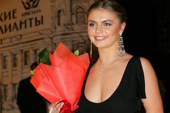 Названо новое место работы Алины Кабаевой