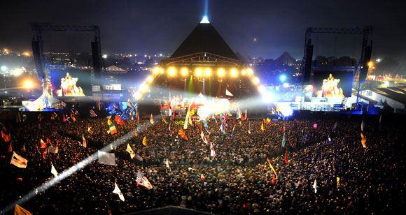 Билеты на британский музыкальный фестиваль Glastonbury продали за полчаса
