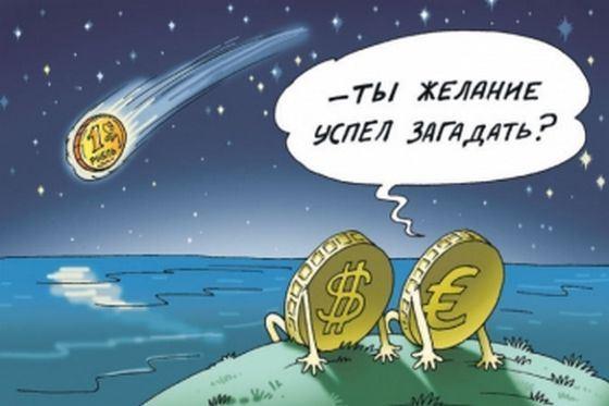 Повышение доллара до 40 рублей породило мемы в блогах