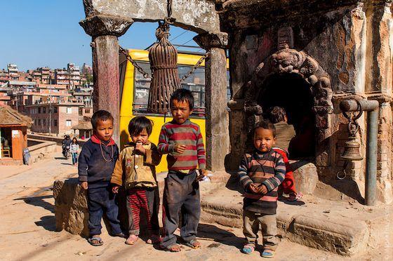 В Непале о свадьбах договариваются очень заранее