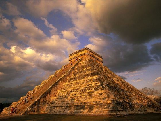 Древние ацтеки оставили великое наследие