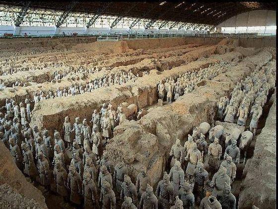 Загадки древнекитайских цивилизаций изучают до сих пор