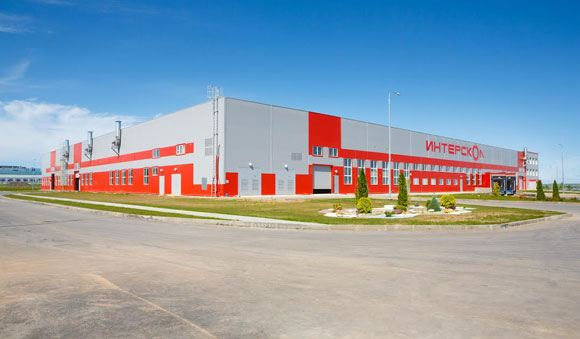 Завод «Интерскол-Алабуга»