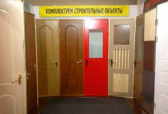 Строительные (в том числе финские) двери: недорогие, но выглядят хорошо