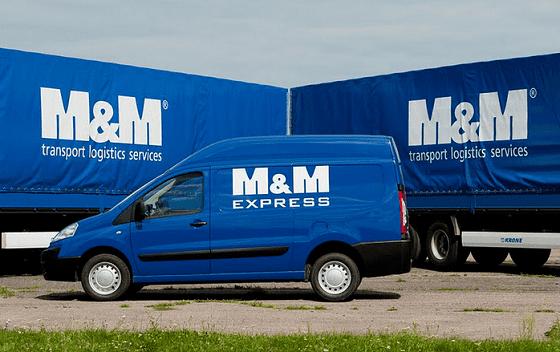 ������������� �� �������� M&M
