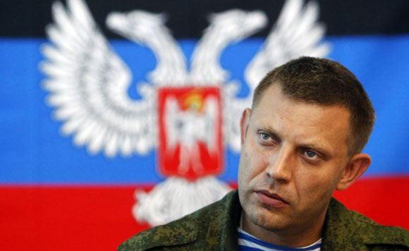 Александр Захарченко сообщил о заключении с Киевом соглашения о разделительной линии