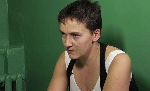 Надежду Савченко обвиняют в пособничестве убийству журналистов ВГТРК