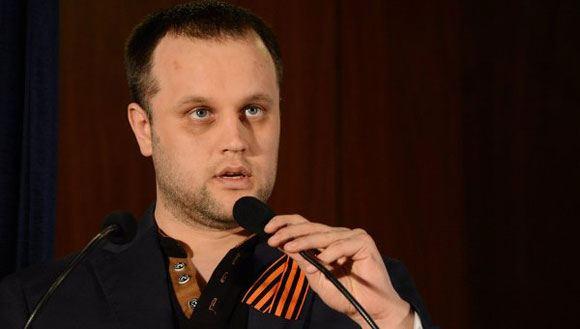 Партии Губарева отказали в участии в выборах в парламент ДНР