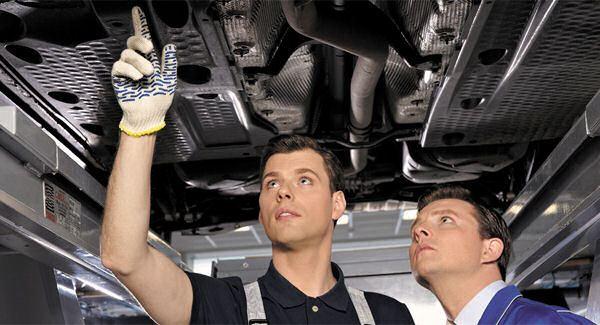 Для ремонта стартера требуется спецоборудование