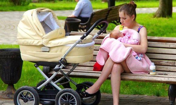 Материнский капитал выплачивается семьям, которые завели второго или третьего ребенка