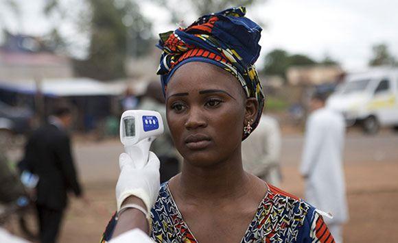 Эпидемия лихорадки Эбола началась в Западной Африке