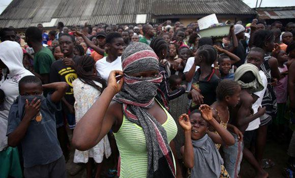 ВОЗ признала неэффективность своего африканского отделения