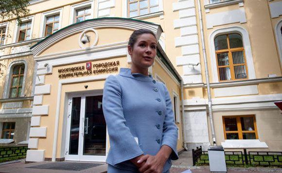 Мария Гайдар, организатор автопробега «Бесплатные парковки для местных жителей»