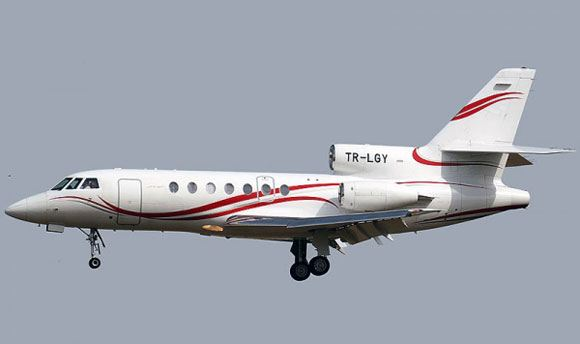 Такой же самолет Dassault Falcon 50 разбился во «Внуково»